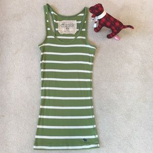 🌻2 for $20🌻 Abercrombie & Fitch racerback tank M